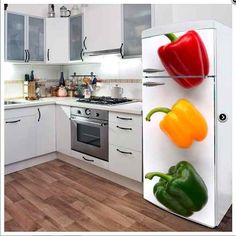 1000 images about cocina on pinterest wall decal - Vinilos cocina originales ...