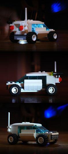 Less TV more Lego...