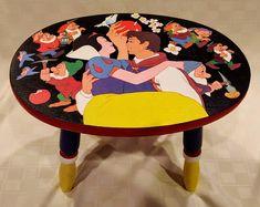 Handmade wooden step stool meditation stool bench | Etsy Meditation Stool, Wooden Steps, Stair Treads, Stack Of Books, Sell On Etsy, Handmade Wooden, Polka Dots, Bench, Kids Rugs
