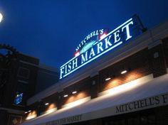 Graeters mariemont cincinnati only place in the world to for Fish market cincinnati