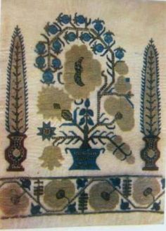 Armenian embroidery Urfa