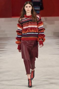 Lala Berlin Autumn/Winter 2017 Ready to Wear Collection | British Vogue