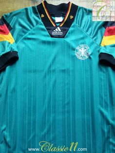 Vintage Football Shirts caf786c29f609