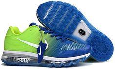 promo code dd626 fe670 Nike Air Max 2017 Mens running shoes Sapphire blue fluorescent green, cheap Air  Max If you want to look Nike Air Max 2017 Mens running shoes Sapphire blue  ...