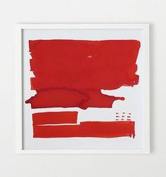 Red Painting, Red Art, Original Watercolor, Abstract Artwork, Abstract Art, Abstract Watercolor, Red Abstract, Original Abstract Painting