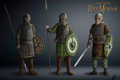 Medieval Armor, Medieval Fantasy, Armor Concept, Concept Art, Game Of Thrones Westeros, Celtic Warriors, Tribal Warrior, Warrior Spirit, Total War