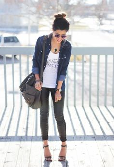 Casual Outfit @StyleLately