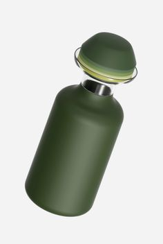 ricewine bottle / design by joongho choi