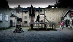 Medieval Town Square | Flickr - Photo Sharing!