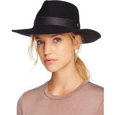 Helen Kaminski Talisa Wide Brim Felt Fedora ($250) ❤ liked on Polyvore featuring accessories, hats, felt fedora hat, wide brim fedoras, helen kaminski, wide brim felt hat and wide brim fedora hat