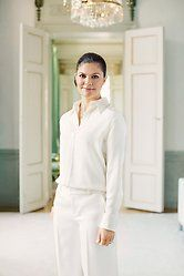 kungahuset.se: The Swedish Royal Court has released photos ahead of the 40th birthday of Crown Princess Victoria on July 14, 2017