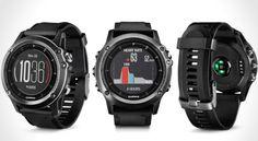 Новые часы Garmin Fenix 3 Sapphire