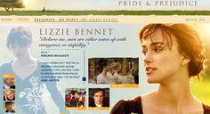 P&P (2005) Characters Screen Captures - Pride and Prejudice Image (23971542) - Fanpop