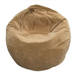 Faux Leather Bin Bag Chair For Sale  31c3a7574a0f4