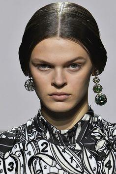 Mary Katrantzou - HarpersBAZAAR.com #FashionTrendsJewelry