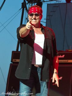 Mike Reno. January 8, 1955. Singer. He is the lead singer of the rockband Loverboy.