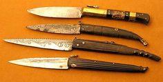 Cerco: Cerco collezione coltelli antichi e moderni 2