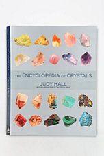Encyclopedia Of Crystals By Judy Hall  //