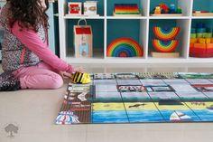 Robótica Educativa con Bee Bot + Cartas de Secuencia para imprimir – Creciendo Con Montessori Montessori, Robot, Kids Rugs, Home Decor, Toy Store, Educational Toys, Letters, Decoration Home, Kid Friendly Rugs