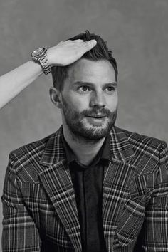 Jamie Dornan by Neil Bedford in an interview to the El Pais's Monthly Magazine Icon October 2016 Issue - Read the interview on http://elpais.com/elpais/2016/10/07/icon/1475831887_237919.html