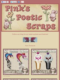 Ad:New SteamPunk Snake Script & Bargain Bundle:4 for the price of 3 offer by Pink's Poetic Scraps! http://mad.ly/4c9473