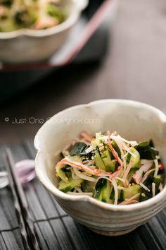 Japanese Cucumber Salad | JustOneCookbook.com