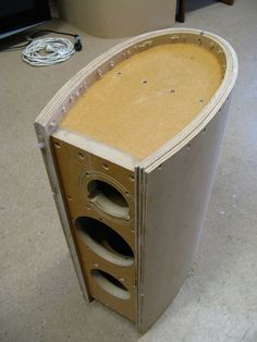 Hi, I would like to share my first build with you, the Clearwave RBR. First many thanks to Jed for the design. I have already purchased drivers for my Horn Speakers, Diy Speakers, Built In Speakers, Wireless Speakers, Homemade Speakers, Floor Standing Speakers, Speaker Box Design, Audio Design, Electronics Projects