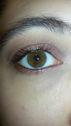 CHIKI88...  my passion for nails!: Thursday make up: Copper eyes!