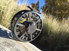 The dark side... www.taylorflyfishing.com #passionforthewater #flyfishing fly fishing reel tying
