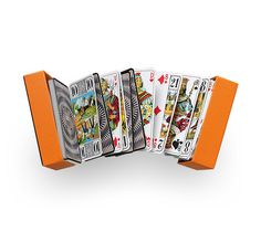L'Effet Domino tarot playing cards