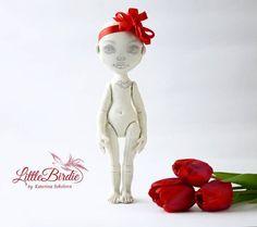 LittleBirdie_dolls КУКЛЫ текстильные hand_made