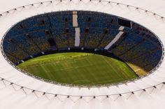 Sedes da Copa - Maracanã http://esportes.terra.com.br/futebol/copa-2014/maracana