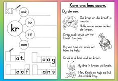 Teaching Resources for South African Teachers Preschool Education, Gifted Education, Preschool Learning, Classroom Activities, Teaching Resources, 1st Grade Worksheets, Worksheets For Kids, Afrikaans Language, Afrikaans Quotes
