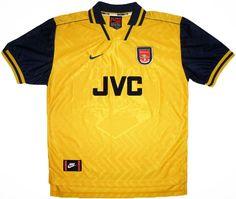 Arsenal FC (England) - 1996/1997 Nike Away Shirt