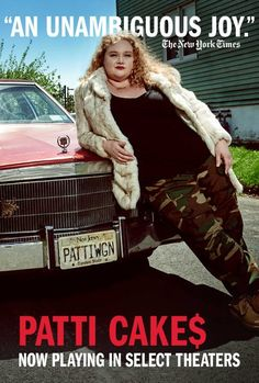 In a coming-of-age story straight out of Jersey, an unlikely rapper finds her voice as a one-of-a-kind hip-hop legend in the making in PATTI CAKE$, the first feature film from acclaimed commercial and music-video director Geremy Jasper. Set in gritty strip-mall suburbia, PATTI CAKE$ chronicles an underdog's quest for fame and glory with humor, raw energy and some unforgettable beats.