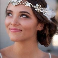 Wedding Makeup Ideas For Olive Skin : Vintage style, Wedding and Style on Pinterest