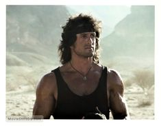 Rambo III - Publicity still of Sylvester Stallone. The image measures 1152 * 900 pixels and was added on 2 April Rambo 2, John Rambo, Sylvester Stallone Rambo, Silvester Stallone, Cinema, War Film, Hero Movie, Rocky Balboa, Film Stills
