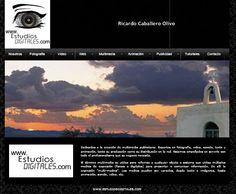 Sitio Web de la empresa www.estudiosdigitales.com