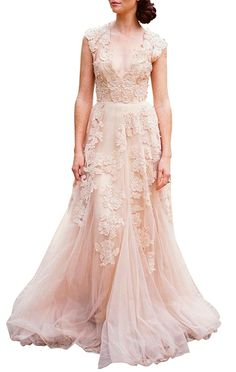 ASA Bridal Women's Vintage Cap Sleeve Lace A Line Wedding Dresses Bridal Gowns at Amazon Women's Clothing store: