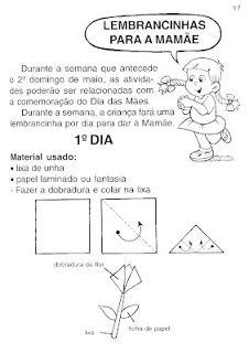 Educacao Infantil Professora Dessire Atividades Dia Das Maes