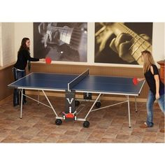 Donleigh Sports 70-0110 Viper Springfield Indoor Table Tennis Table