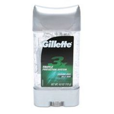 Gillette 3X Triple Protection Cleargmel Deodorant Wild Rain 113 Gm Buy Online at lowest price in India: BigChemist.com