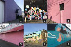 21 Vancouver Photography Spots - Elsie Road Magazine Blog Instagram, Vancouver Photography, Spots, Street Art, Places To Visit, 21st, Magazine, Murals, Plane