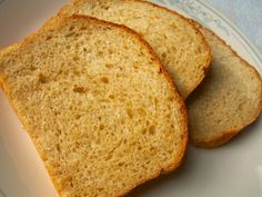 Soy lecithin bread recipe