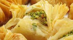 طريقة البقلاوة - Delicious #baklava #recipe