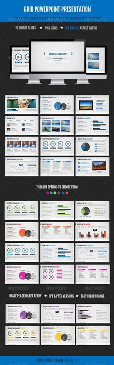 15 high quality professional and premium powerpoint templates grid powerpoint toneelgroepblik Choice Image