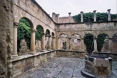 Sant Salvador dHorta by Monestirs Puntcat, via Flickr