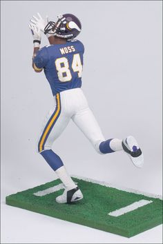Randy Moss (Minnesota Vikings) NFL Series 1 McFarlane 010f7205f
