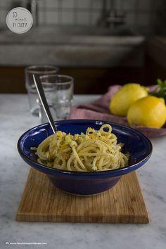 15 minuti in cucina: spaghetti con bottarga e briciole - La cucina spontanea - ricette, fotografie e parole