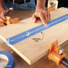Woodworking Techniques how to glue wood - Find the best wood glue and speed up your woodworking projects, improve the quality of glue connections and make your project look better. Woodworking Techniques, Woodworking Jigs, Woodworking Projects, Carpentry, Woodworking Furniture, Woodworking Lessons, Welding Projects, Furniture Plans, Diy Furniture